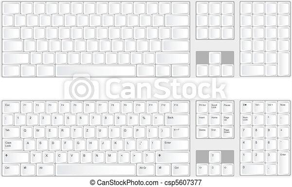 keyboard - csp5607377