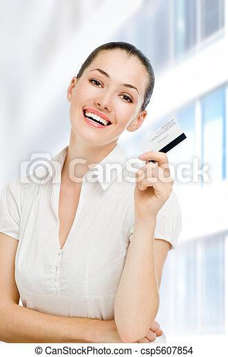 credit card - csp5607854