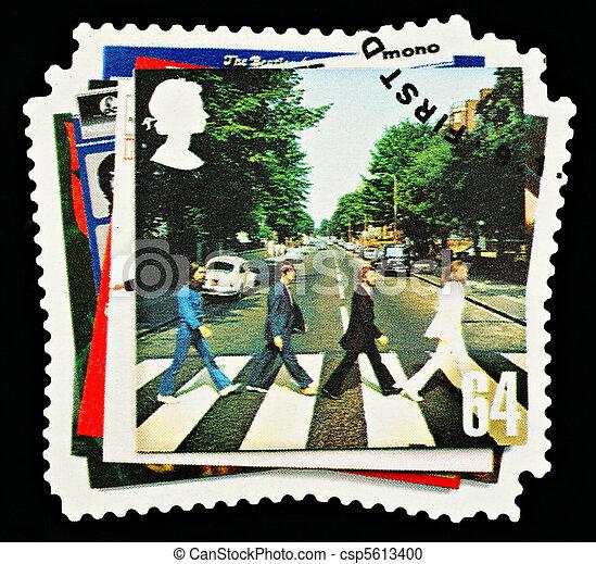 Postage Stamp - csp5613400