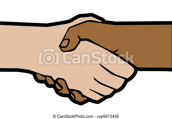 handshake - csp5613436