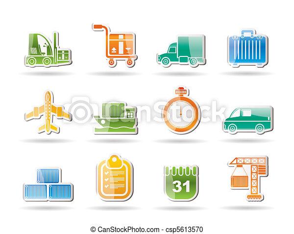 logistics, shipping, transportation - csp5613570