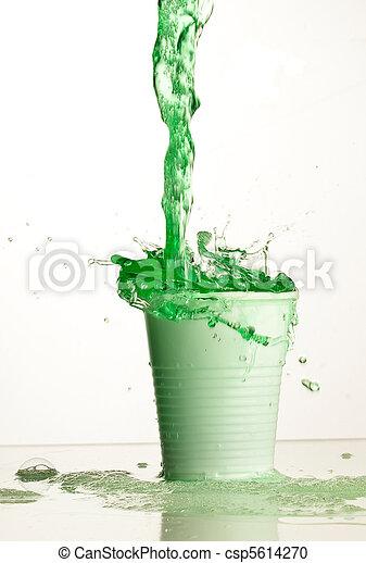 cocktail splash