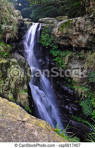 waterfalls   - csp5617407
