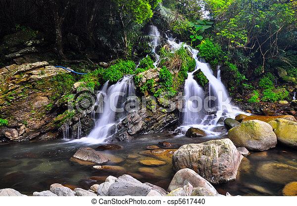 waterfalls - csp5617440