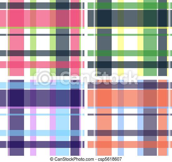 Check fabric pattern - csp5618607