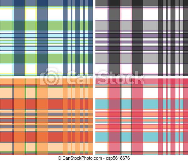 Check fabric pattern - csp5618676