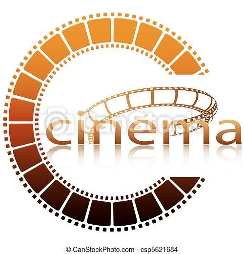 Cinema ring - csp5621684
