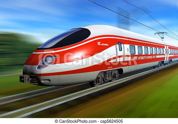 InterCity Express - csp5624505
