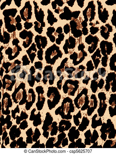 abstract animal print backdrop - csp5625707
