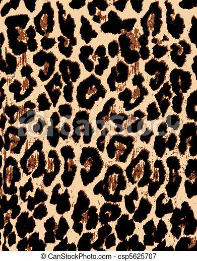 abstract animal print backdrop - csp5625707
