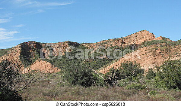 Black Star Canyon Geology 2 - csp5626018
