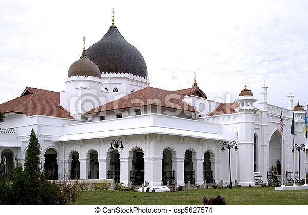 Kapitan Kling Mosque - csp5627574