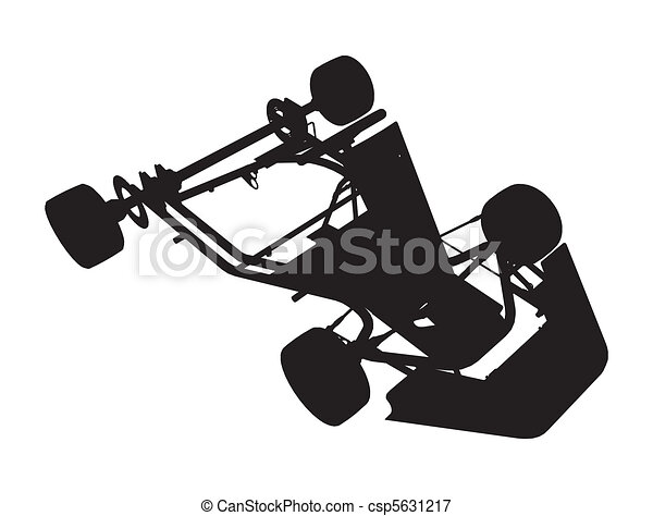 Karting Car - csp5631217