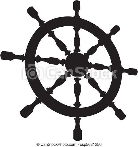 Helm Steering Wheel - csp5631250