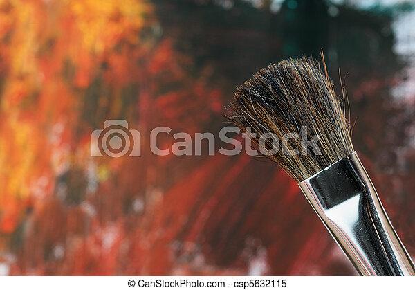 Paintbrush - csp5632115