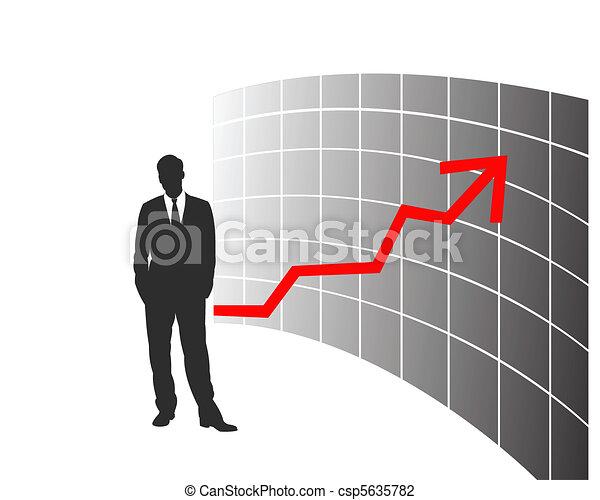 Successful business - csp5635782