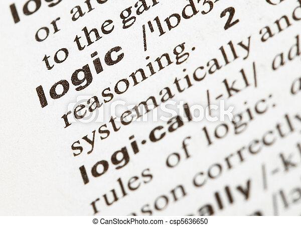 logic word - csp5636650