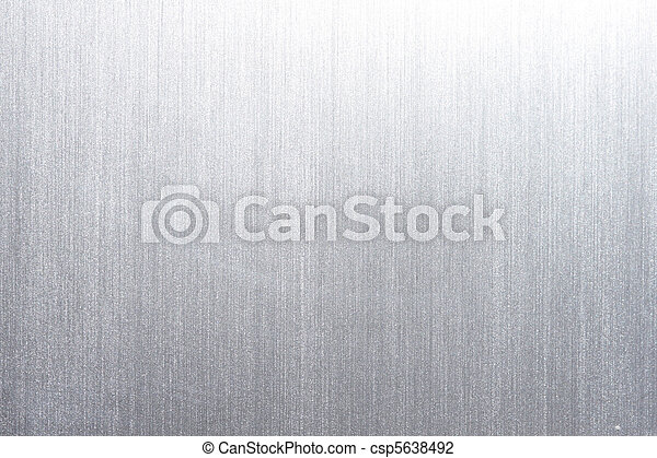 Brushed metal plate - csp5638492