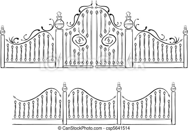 gate - csp5641514