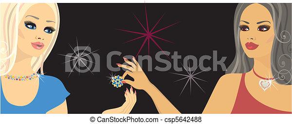 glamour - csp5642488