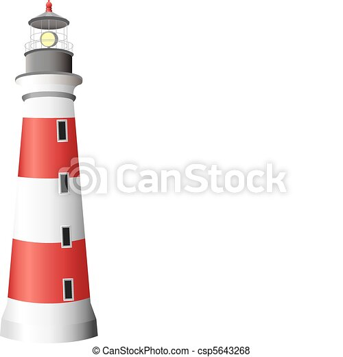 Lighthouse - csp5643268