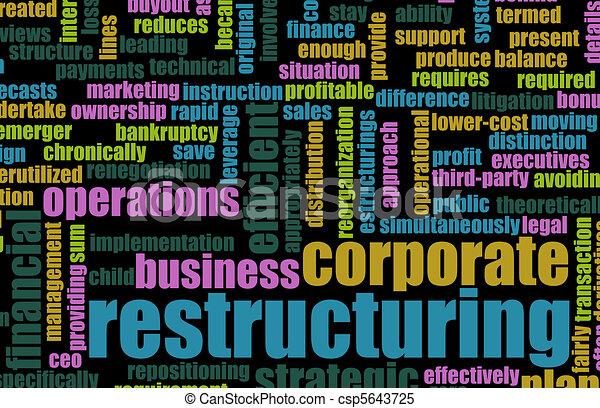 Restructuring - csp5643725