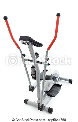 Fittness exercise device - isolated - csp5644768