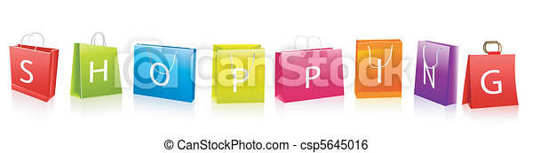 Sale shopping bags - csp5645016