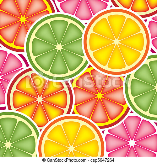 citrus background - csp5647264