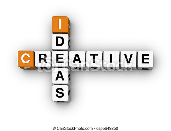 Creative Ideas - csp5649250