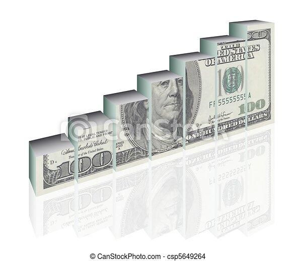 finance diagram - csp5649264