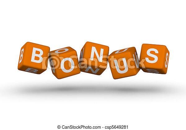 bonus symbol - csp5649281