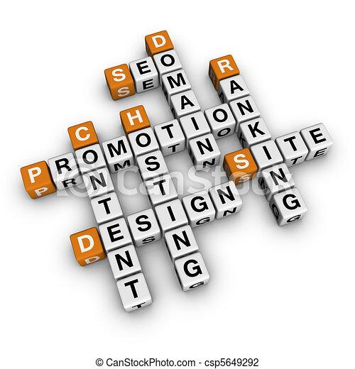 website promotion - csp5649292