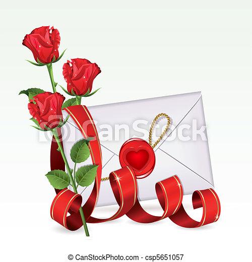Valentine background - csp5651057
