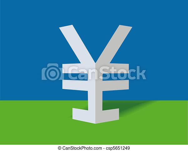 Paper yen - csp5651249