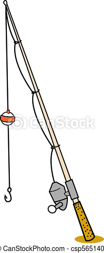 Fishing Pole - csp5651409