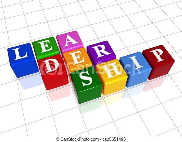 leadership in colour 2 - csp5651495