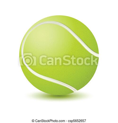 Tennis Ball - csp5652657