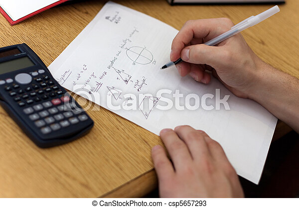 Math Homework - csp5657293