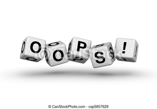oops - csp5657629