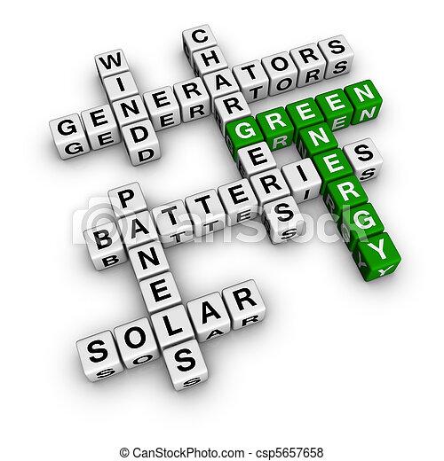 選択肢, 緑, エネルギー - csp5657658