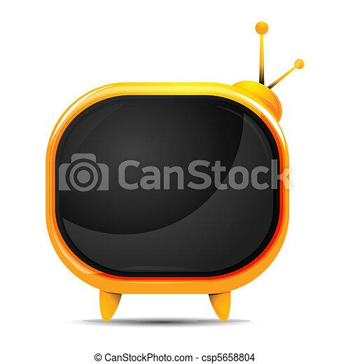 television - csp5658804