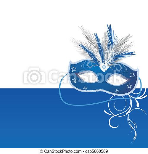 carnival mask - csp5660589