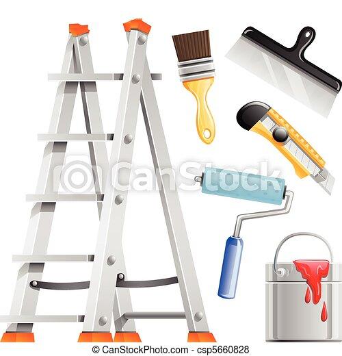 set painter tools - csp5660828