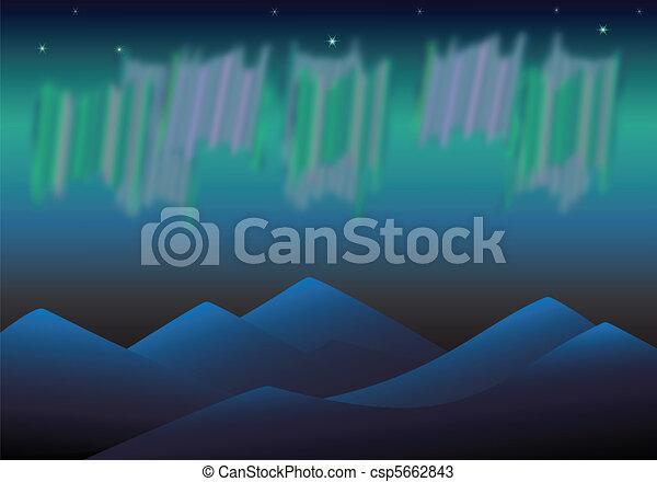 Aurora Polaris  - csp5662843