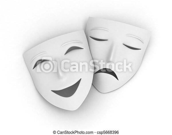 Drama - csp5668396