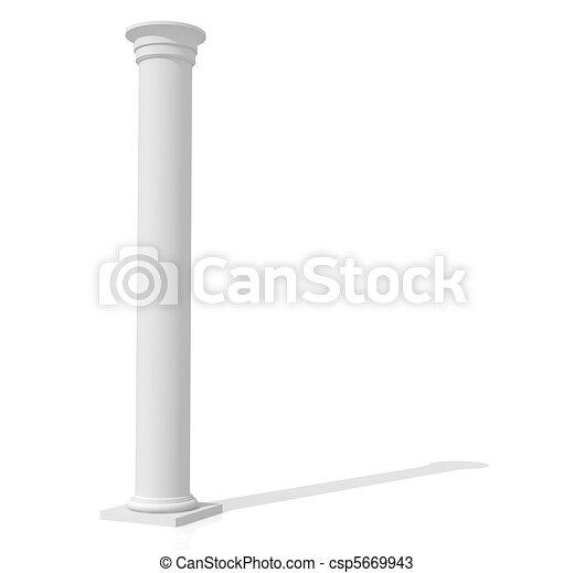 Column - csp5669943