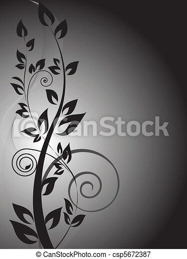 black branch - csp5672387