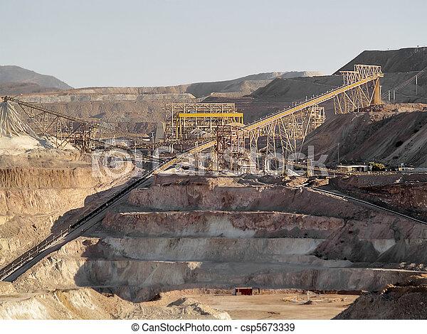 Copper extraction - csp5673339