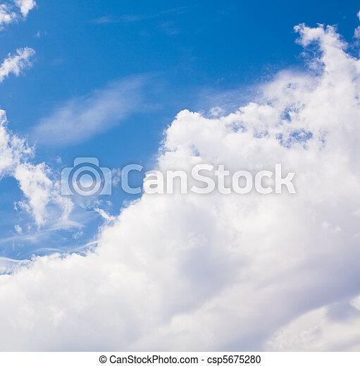 天空 - csp5675280